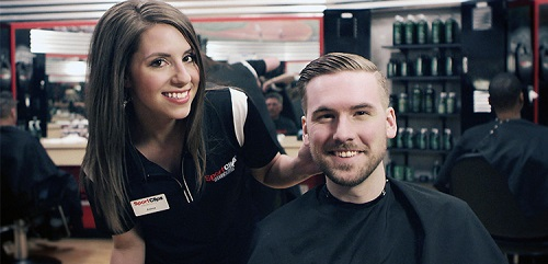 Sport Clips Haircuts of North Abilene ​ stylist hair cut